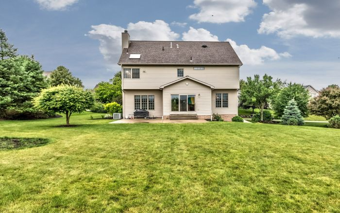 treesdale homes for sale
